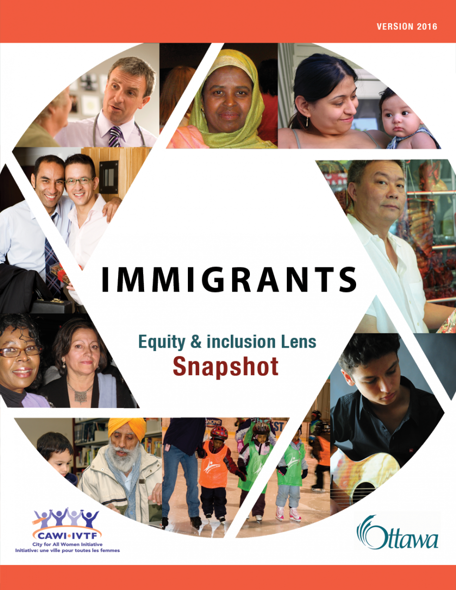 Diversity Snapshot Immigrants