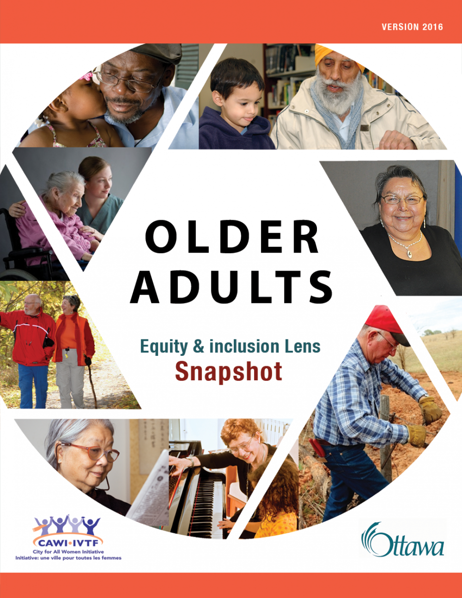 Diversity Snapshot Older Adults
