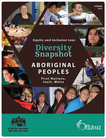 Diversity Snapshot Aboriginal Peoples