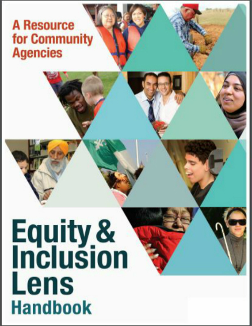 Equity and Inclusion Lens Community Handbook 2015