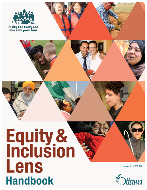Equity and Inclusion Lens Handbook 2015