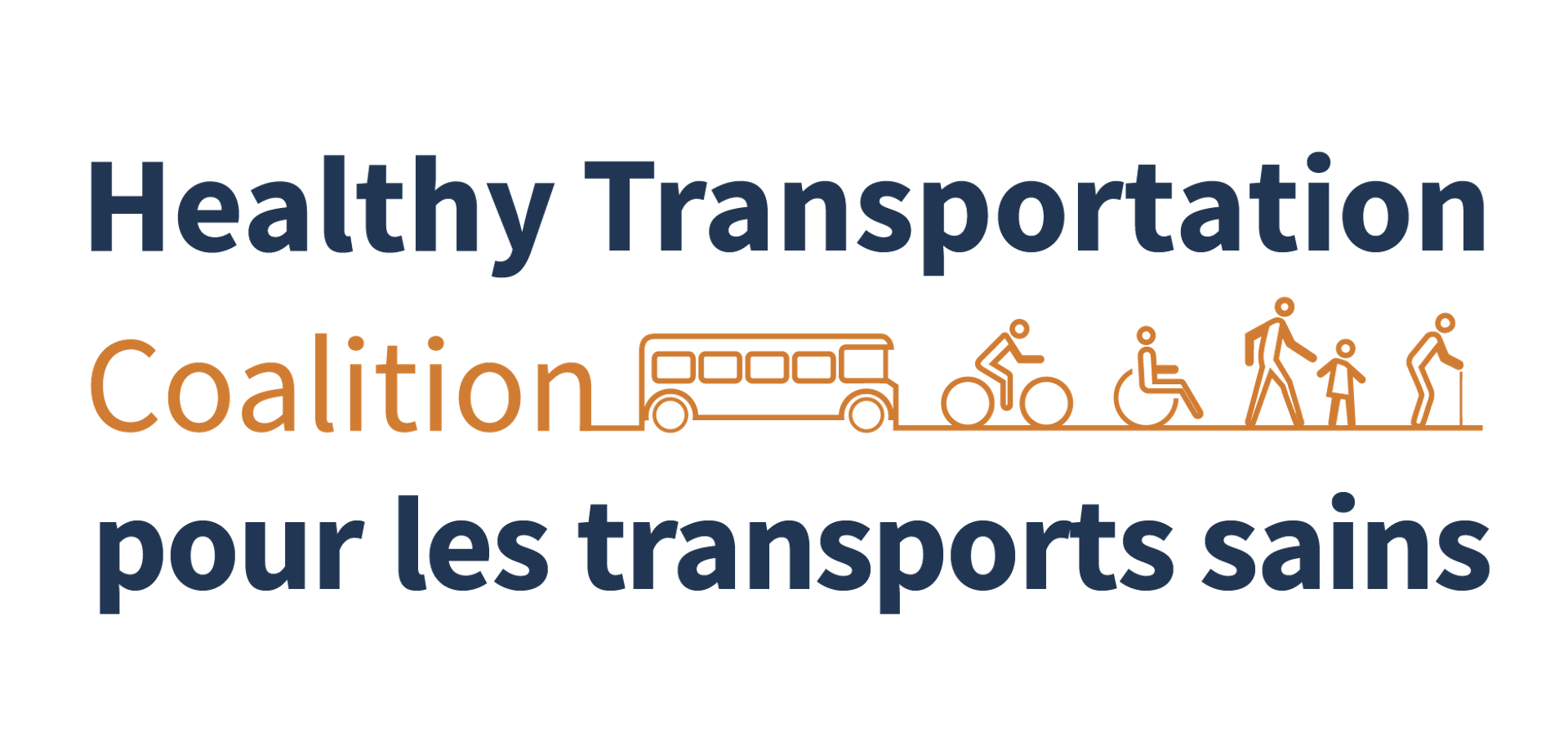 Healthy Transportation Coalition Logo