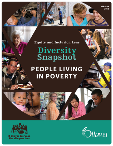 Diversity Snapshot People Living in Poverty