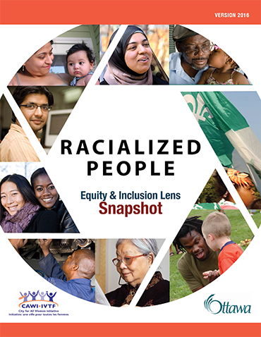 Racialized People Snapshot
