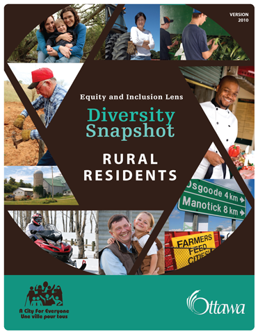 Diversity Snapshot Rural Residents